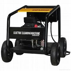 KD20/30工业级冷水电动高压清洗机,船舶表面清洗及除锈喷砂清洗机