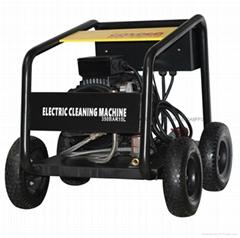 KD15/35工业级冷水电动高压清洗机,楼宇墙体、混泥土翻新机