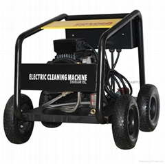 KD15/35工業級冷水電動高壓清洗機,樓宇牆體、混泥土翻新機