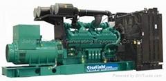 標準型柴油發電機組 8~200KW