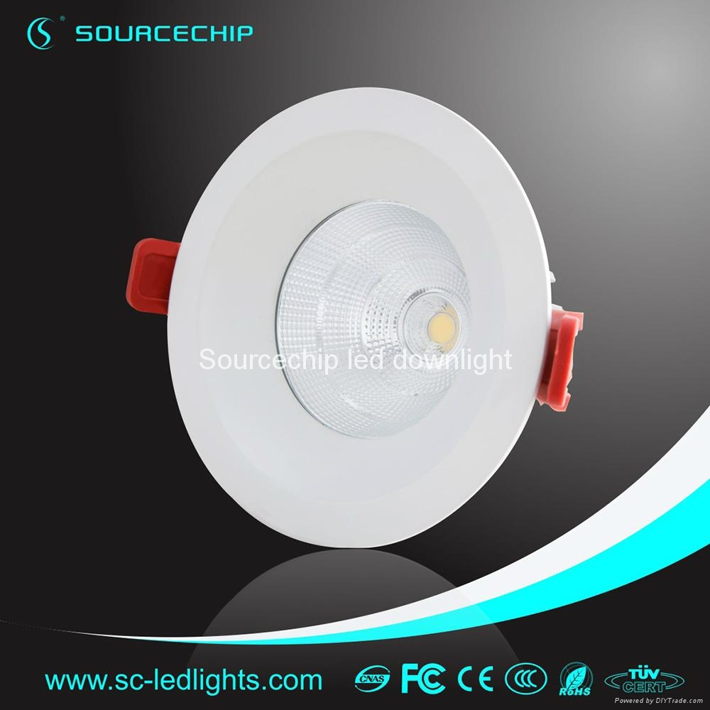 EXW price cob 30w dimmable led downlights 1