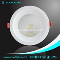 EXW price cob 30w dimmable led downlights 4