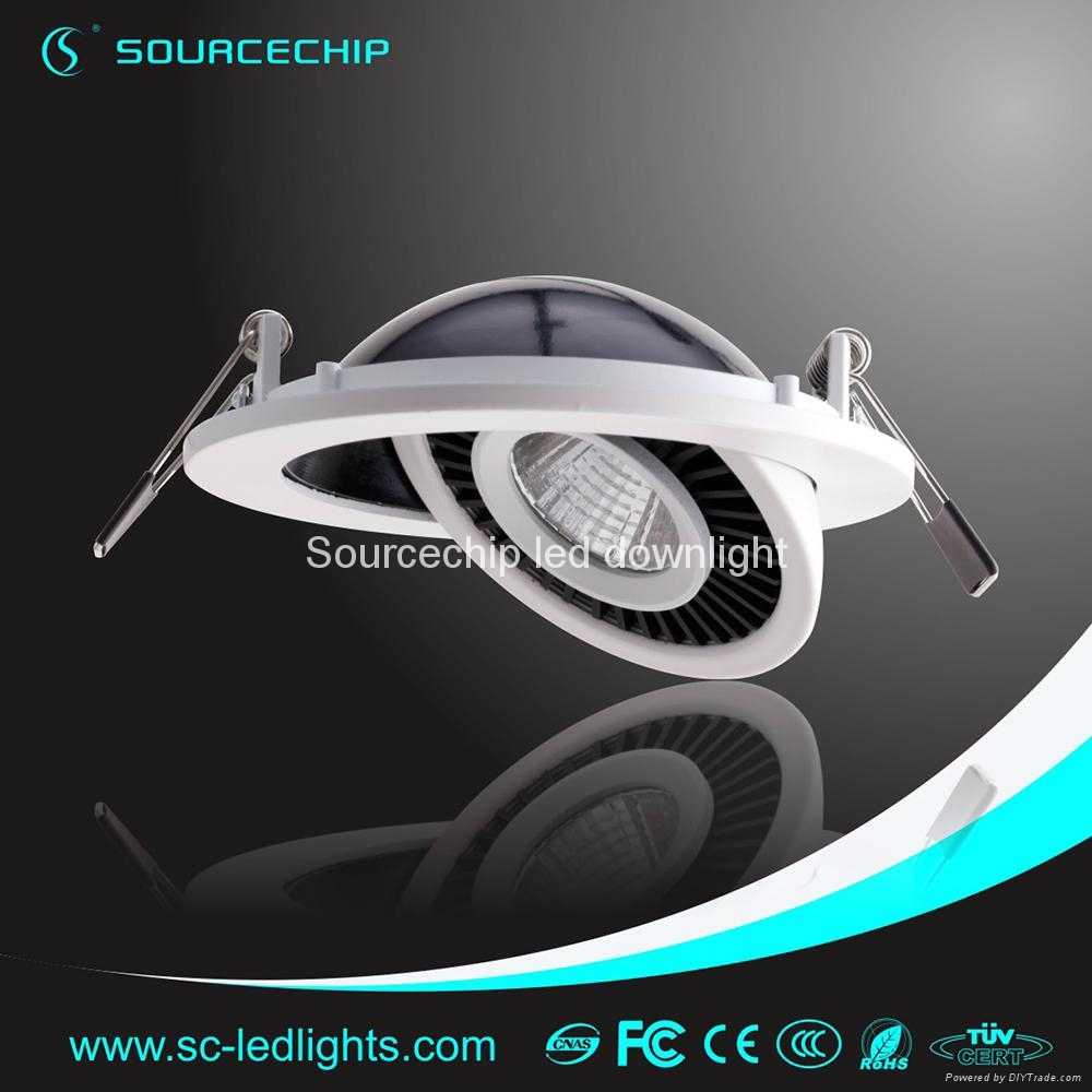 china 5w LED downlight supplier 3