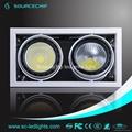 2*30W adjustable cob grille light  4