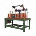 Cord Braiding and Twisting Machine