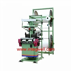Velcro Hook and Loop Weaving Machine