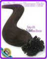 5A Grade 100% remy hair clip on human hair extension 2