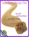 5A Grade 100% remy hair clip on human hair extension 5