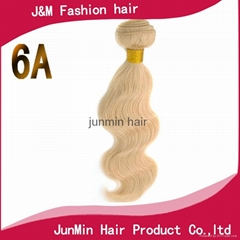 New product 2013 Top quality 100% remy hair body wave