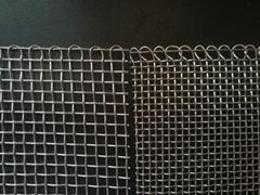 304鎖邊不鏽鋼絲網