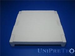High Alumina Ceramic Setter Plate  / Kiln Furniture