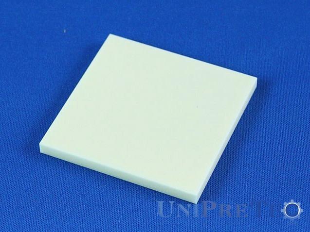 High Precision Alumina Al2O3 Ceramic Substrates Plates 1