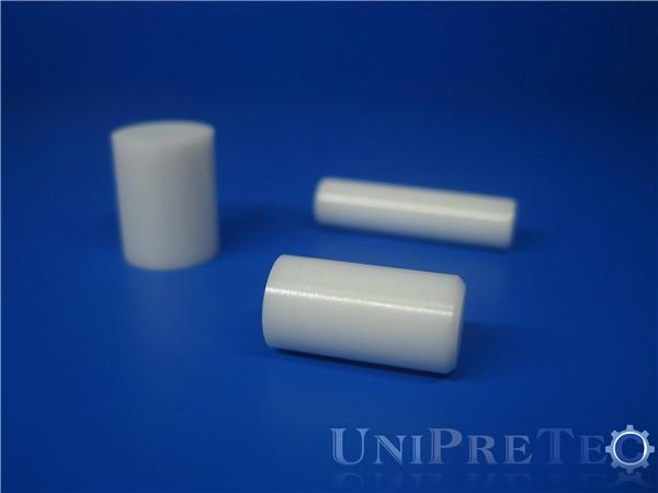 Zirconia ZrO2 Ceramic Rods Tubes Bushings Sleeves 1