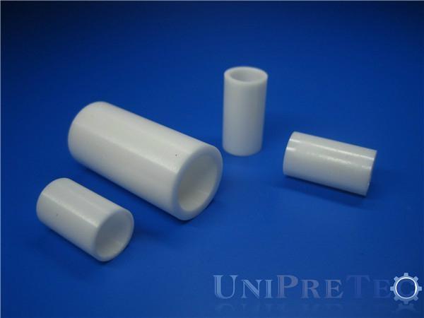 Zirconia ZrO2 Ceramic Rods Tubes Bushings Sleeves 2