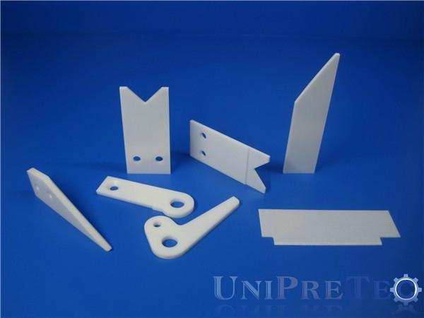 Wear Resistance Zirconia ZrO2 Ceramic Cutting Blade 4