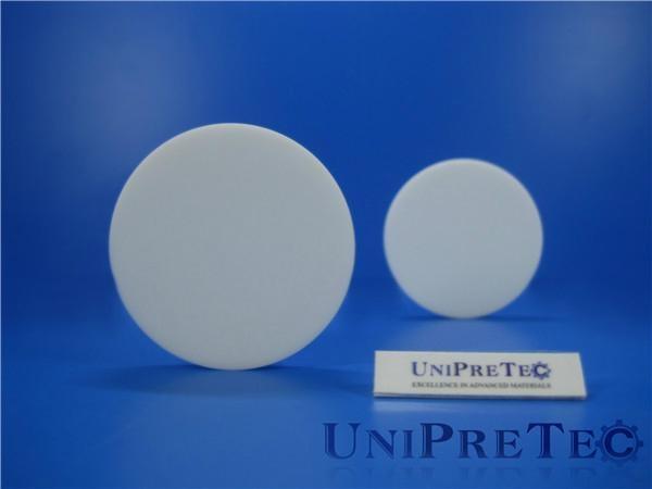 High Precision Alumina Al2O3 Ceramic Substrates Plates 2