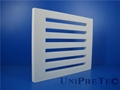 High Precision Alumina Al2O3 Ceramic Substrates Plates 3
