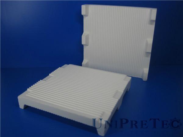 High Precision Alumina Al2O3 Ceramic Substrates Plates 4