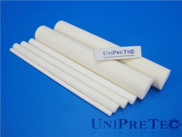 High temperature ceramic thermocouple protective tubes