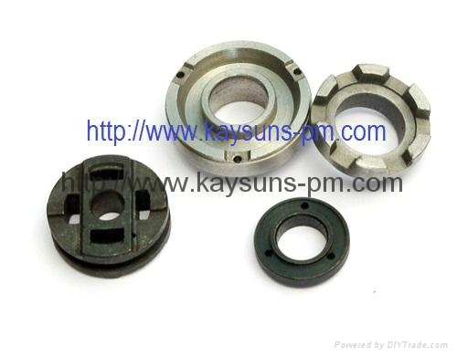 Shock Absorber Guider and Piston and Vlave 1