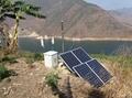 太阳能监控道路视频球机供电系统 2