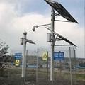 太阳能监控输电线路供电系统