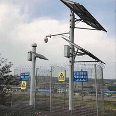 太阳能监控高速公路供电系统