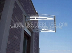 DIY Awning Door Canopy China PC Canopy China