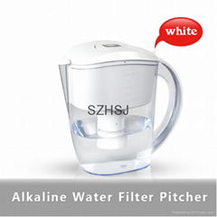 Alkaline Mineral Water Ionizer Pitcher 3.5L Pure Healthy Water in Minutes