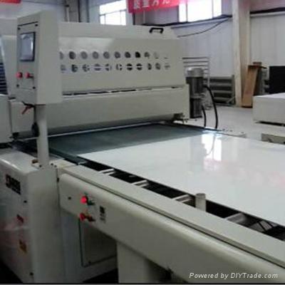 全自動UV板塗裝生產線 1