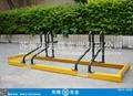 电动车自行车停车架 4