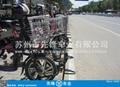 电动车自行车停车架 5