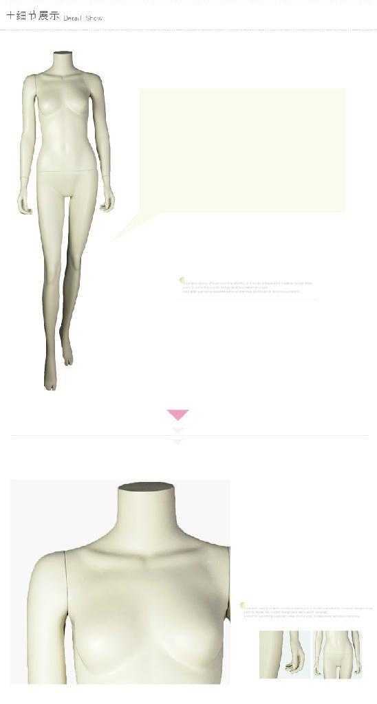 服裝模特-dzmc004 3