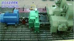 3米电机试验平台