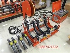 315全自動PE燃氣管焊機