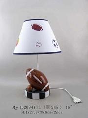 Resin Lamps