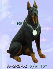 Polyresin Dogs
