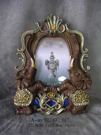 Antuque Elephant Frame 1