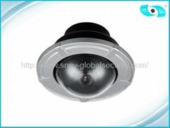 UFO飛碟型塑料半球攝像機