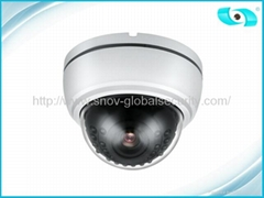 Beautiful 3.5 inch Plastic IR Dome Camera Security Camera