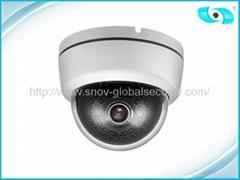 4 inch Plastic 700TVL IR Dome Camera