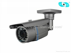 Waterproof IR camera with 3-Axis bracket CCTV Camera
