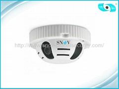 Smoke Sensor Type Mini Cameras Hidden Spy Camera