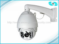 HD IP IR High Speed Dome Camera IP PTZ Camera