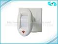 Wireless Infrared Curtain Detector Alarm