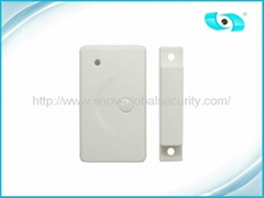 Multifunctional Wireless Door Detector with emergency button