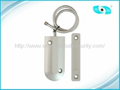 Wired roller shutter door detector