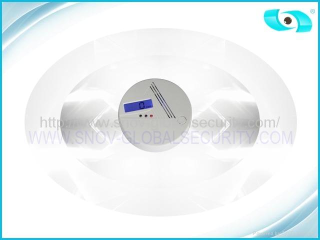 液晶屏一氧化碳报警器  1