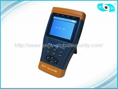 RJ45 Cable CCTV Tester , CCTV Camera Tester with Optical Power Meter