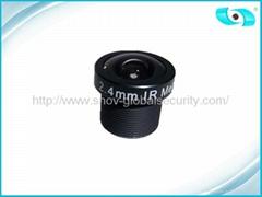 2.4mm board megapixel lens